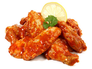 Chicken Wings - mariniert