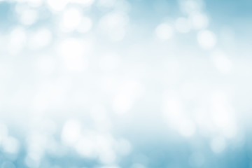 Blue gradient blurred abstract background