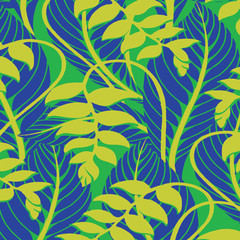 Floral Pattern Illustration Design