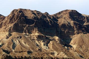 Иудейская пустыня — пустыня на западном побережье Мёртвого моря Израиля.