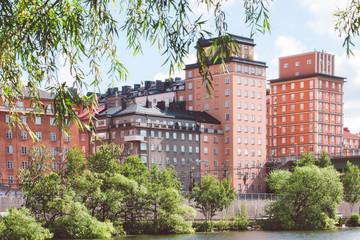 Barnhusviken Norrbackagatan Atlasmuren Stockholm