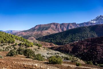 Atlas Mountains Beautiful Mountains