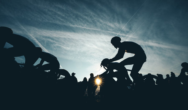 Cyclcross Wettkampf