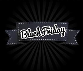 Black Friday sale. Vector illustration