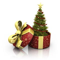 christmas, background, tree, xmas