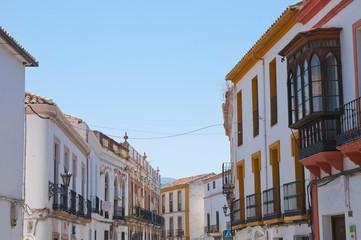 Ronda, Altstadt, Andalusien, Spanien