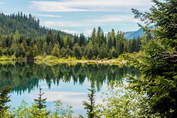 Gold Creek pond - Snoqualmie