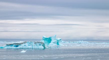 Tuinposter Arctica Diskobucht Grönland