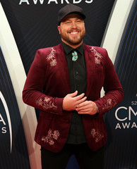 Country Music Association Awards - Arrivals - Nashville, Tennessee, U.S.