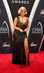 Country Music Association Awards - Arrivals - Nashville, Tennessee, U.S.