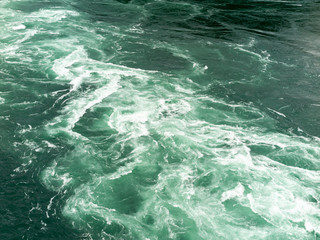 Niagara Gorge Whirlpool and rapids