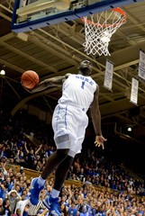 NCAA Basketball: Eastern Michigan at Duke