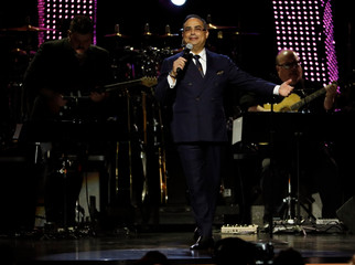 2018 Latin Recording Academy Person of the Year Gala - Show - Las Vegas, Nevada, U.S.
