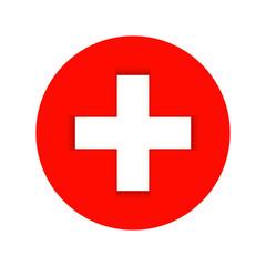 Medical Icon isolated on white background.