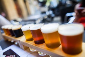 Beers for tasting
