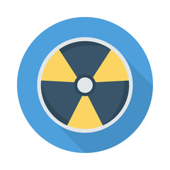 nuclear   radioactive   radiation