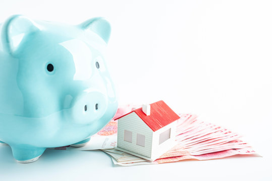 Saving money, buying a house, investing in wealth management