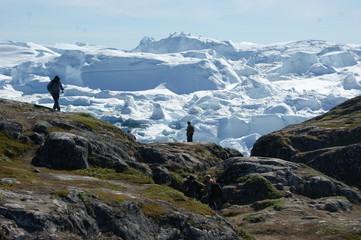 Besuch Ilulissat-Eisfjord, Grönland