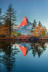 mountain lake Grindjisee