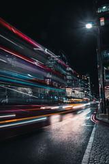 Largas exposiciones nocturnas, Londres