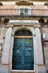 florida palace modica sicily italy