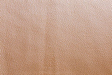 Deurstickers Leder non-voven furniture upholstery beige texture and background
