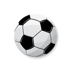 Football white symbol