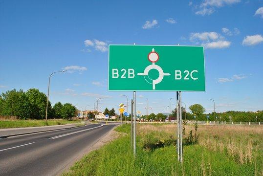 B2B contra B2C