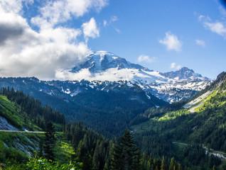 Mount Rainere Overlook