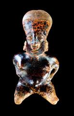 Pre Columbian Chinesco Figure.
