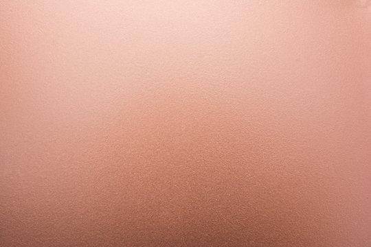 Pale bronze texture background.Copper texture