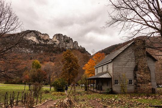 Sites Homestead at Seneca Rocks
