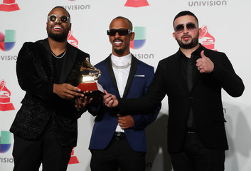 19th Latin Grammy Awards – Photo Room – Las Vegas