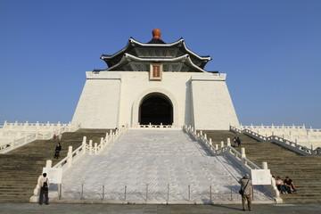 Taiwan Taipei Chiang Kai Shek Memorial Hall