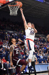NCAA Basketball: Texas A&M at Gonzaga