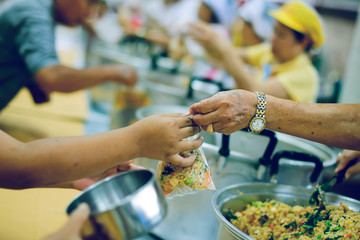 Volunteer to Feed the Hungry in Society: The Concept of Donating Food to the Poor in Society