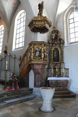 Stadtpfarrkirche Pottenstein