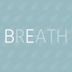 just breath pattern