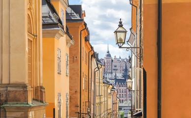 Altstadt von Stockholm, Schweden