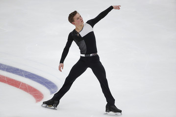 Figure Skating - ISU Grand Prix Rostelecom Cup 2018 - Men's Short Program