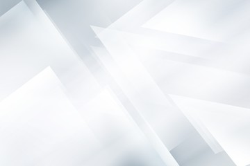 White and grey geometric background. Abstract modern design.