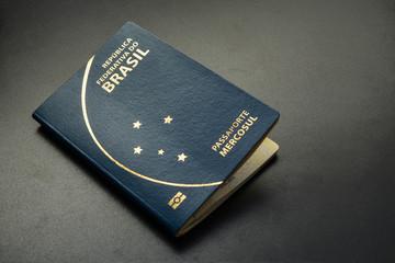 Brazilian Passport, travel document from Brazil