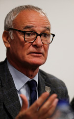 Premier League - Fulham - Claudio Ranieri Press Conference