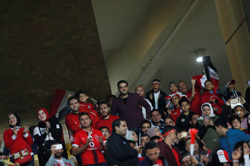African Nations Cup Qualifier - Egypt v Tunisia