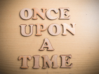 Once Upon a Time, Motivational Inspirational Quotes