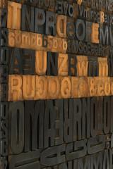 caratteri tipografici