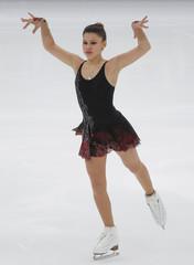 Figure Skating - ISU Grand Prix Rostelecom Cup 2018 - Ladies' Short Program