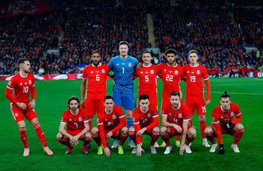 UEFA Nations League - League B - Group 4 - Wales v Denmark