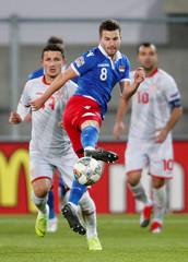 UEFA Nations League - League D - Group 4 - Liechtenstein v FYR Macedonia