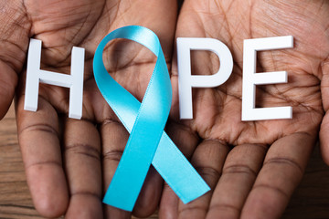 Ribbon To Support Cervical Awareness